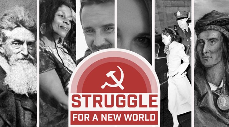 Announcing Struggle for a New World